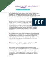 solucion de desempleo en colombia