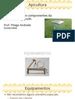 Apicultura Aula 4 - equipamentos e colmeia.pdf