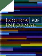 Douglas N. Walton - Lógica Informal_ Manual de argumentação crítica (2012, Martins Fontes).pdf