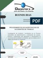 EXPOSICION DE PROCEDIMIENTOS 1