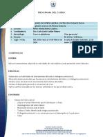 Programa del curso Manejo de estrès laboral e inteligencia emocional 2020_FAB