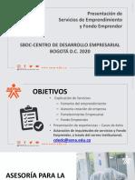 PRESENTACIÓN_CENTRO_DE_DESARROLLO_EMPRESARIAL_BOGOTA_DC_2020