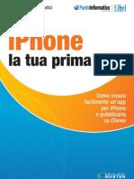 iPhone - La Tua Prima App