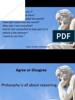 Common Meaning of Philosophy