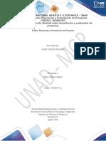 Fase 1 - Diagrama de Afinidad Sobre Formulación y Evaluación de Proyectos_Juan Suarez