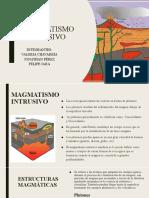 3. Magmatismo Intrusivo