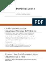 Catedras  Institucionales .pptx
