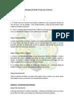 Constituição da Order of the Lion of Styria 2009 07 01