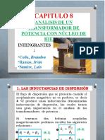 ok ok Cap 8 - Analisis de un transformador de Potencia con nucleo de hierro.pptx