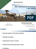 ApresentacaoGDA-AVisaodoFabricante-Embraer