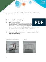 Taller sobre producción de rayos X, decaimiento radiactivo y desintegración nuclear. (1)