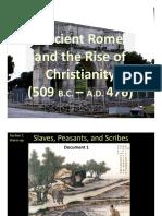 Civilisation Chapter Classical Civilisations Rome