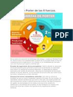 Análisis de Porter de las 5 fuerzas