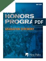 Honors Graduation.Spring 2020_program FINAL