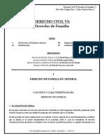 Derecho de Familia 2019 - Alex Zúñiga Tejos