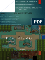 3. Feminismo, Modernismo, Posmodernismo