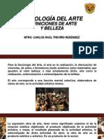DEFINICIONES DE ARTE Y BELLEZA
