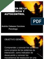 PSICOLOGÍA DE LA EMERGENCIA Y AUTOCONTROL1