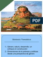 TALLER ENFOQUE DE GÉNERO 2
