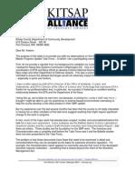 KAPO Letter to Mr. Keeton on SMP Task Force 12-2-10