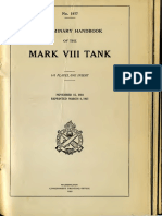 Preliminary Handbook of the Mark VIII Tank. 1925