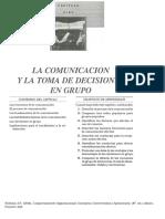 5.1.1 - 5.5 Comunicación y Psicología Organizacional