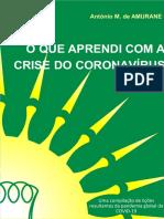 A.M. AMURANE - O Que Aprendi com a Crise do CoronaVírus