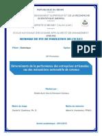 Mémoire DTS statistique