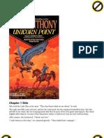Anthony, Piers - Adept 6 - Unicorn Point