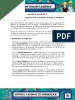 Evidencia_6_Presupuestos_para_la_empresa_LPQ
