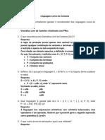 Lista Cap. 06 - Prova 02