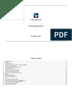 Hellenic Republic Asset Development Fund - Asset Development Plan 31 January 2017