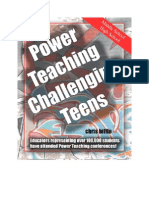 Power Teaching Teaching_Teenagers