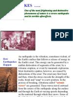 How earthquake Happen & its intensity