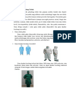APD pelindung tubuh
