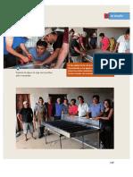 Termotanque solar de agua - armado