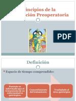 Principios de la Preparacion Peoperatoria