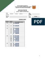 Quiz 8 - Audit of Inventory (Straight Prob - KEY)