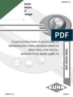 Plantadora - PG EXTRA SEED (YR003ATL B) BB