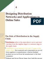 Ch-4, Designing Distribution Networks