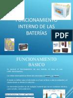 Funcionamiento interno de las baterias