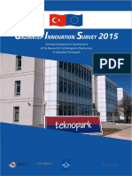 Gaziantep Innovation Survey 2015