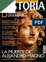 Historia National Geographic 023 -  - La muerte de Alejandro Magno.pdf