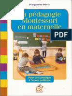 La pédagogie Montessori en maternelle pour une pratique à l'école publique.pdf