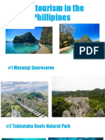 Eco-tourism in the Phillipines