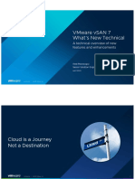 vSAN 7.0 Whats New Technical