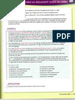 Comprendre un document audio ou vidéo002