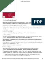 Perífrasis españolas (I) _ General
