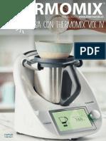 En casa con thermomix - Volumen 4
