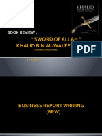SWORD OF ALLAH ''